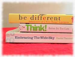 Book Spine Poetry