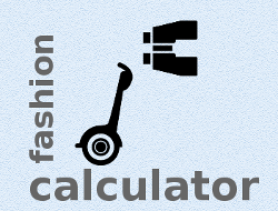 Fashion Calculator